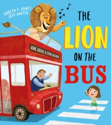 The lion on the bus - Jones, Gareth P