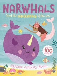 Image for Narwhals: Sticker Activity Book