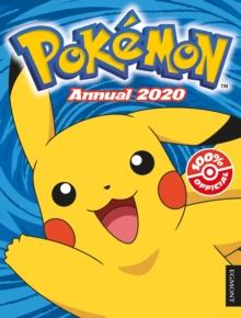 Pokâemon annual 2020 - UK, Egmont Publishing