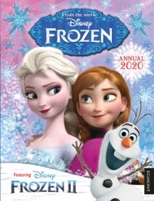 Disney Frozen Annual 2020 - Disney Licensed Publishing