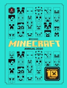 Minecraft Annual 2020 - AB, Mojang