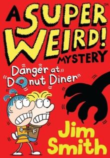 Image for Danger at Donut Diner