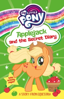 Image for Applejack and the secret diary