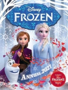 Image for Disney Frozen Annual 2021