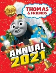 Thomas & Friends Annual 2021 - Egmont Publishing UK
