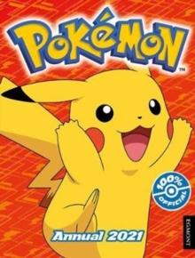 Image for Pokemon Annual 2021