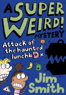 Image for Attack of the haunted lunchbox