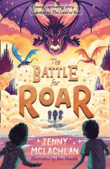 The battle for Roar - McLachlan, Jenny