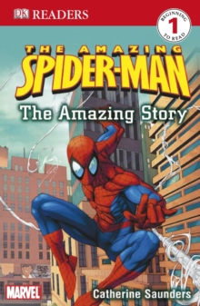 Image for Spiderman - the amazing story