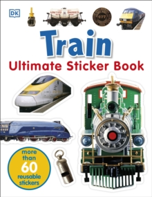 Image for Train Ultimate Sticker Book