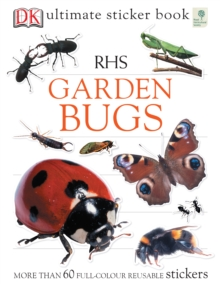 Image for RHS Garden Bugs Ultimate Sticker Book