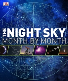 Image for The night sky month by month