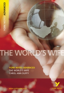 Image for The world's wife, Carol Ann Duffy