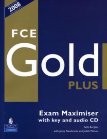 Image for FCE Gold Plus exam maximiser with key
