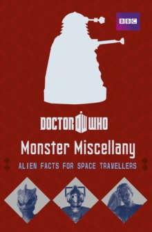 Image for Monster miscellany  : alien facts for space travellers