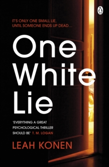 Image for One white lie