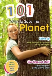 Image for 101 ways to save the planet