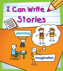 Image for I can write stories