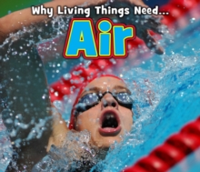 Image for Why living things need-- air