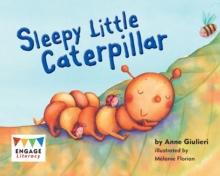 Image for Sleepy little caterpillar