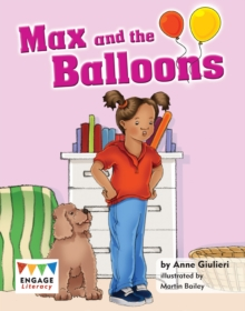 Image for Max and the balloons