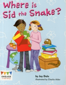Image for Where is Sid the snake?