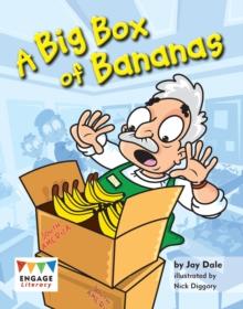 Image for A big box of bananas