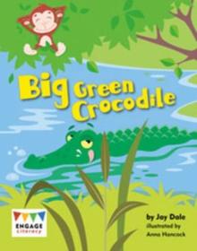 Image for Big green crocodile