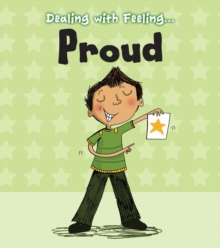 Image for Dealing with feeling ... proud