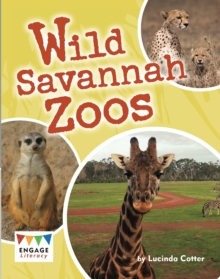 Image for Wild savannah zoos