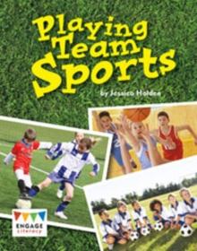 Image for Playing team sports