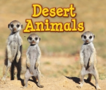 Image for Desert animals