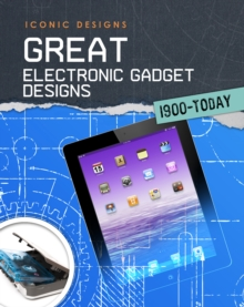 Image for Great electronic gadget designs  : 1900-today