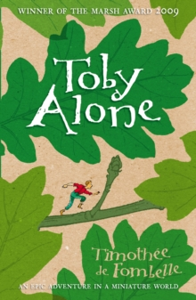 Image for Toby alone