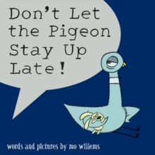 Image for Don't let the pigeon stay up late!