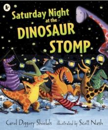 Image for Saturday night at the Dinosaur Stomp