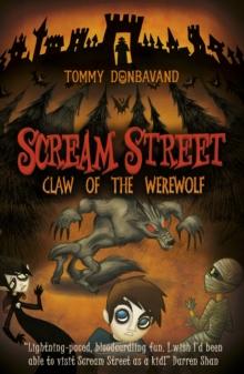 Claw of the werewolf - Donbavand, Tommy