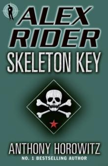 Image for Skeleton Key: the graphic novel