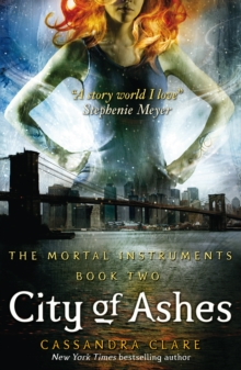 City of ashes - Clare, Cassandra