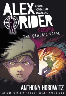 Image for Scorpia  : the graphic novel