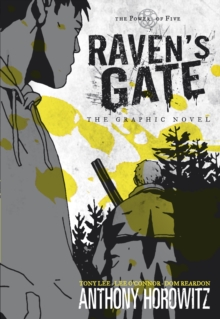 Power of Five: Raven's Gate - The Graphic Novel