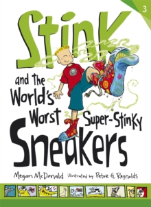 Image for Stink and the world's worst super-stinky sneakers
