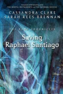 Image for Saving Raphael Santiago