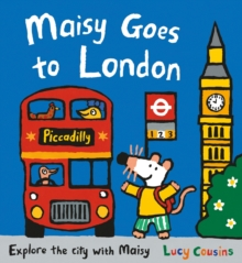 Image for Maisy goes to London