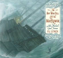Image for The boy who fell off the Mayflower, or, John Howland's good fortune
