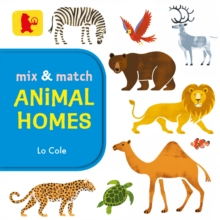 Image for Mix and match animal homes