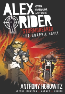 Stormbreaker  : the graphic novel - Horowitz, Anthony