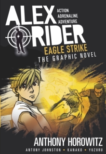 Eagle strike  : the graphic novel - Horowitz