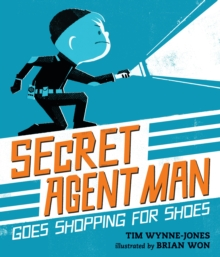 Image for Secret agent man goes shopping for shoes