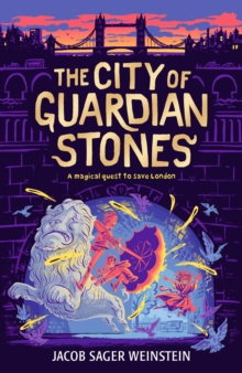 Image for The city of guardian stones